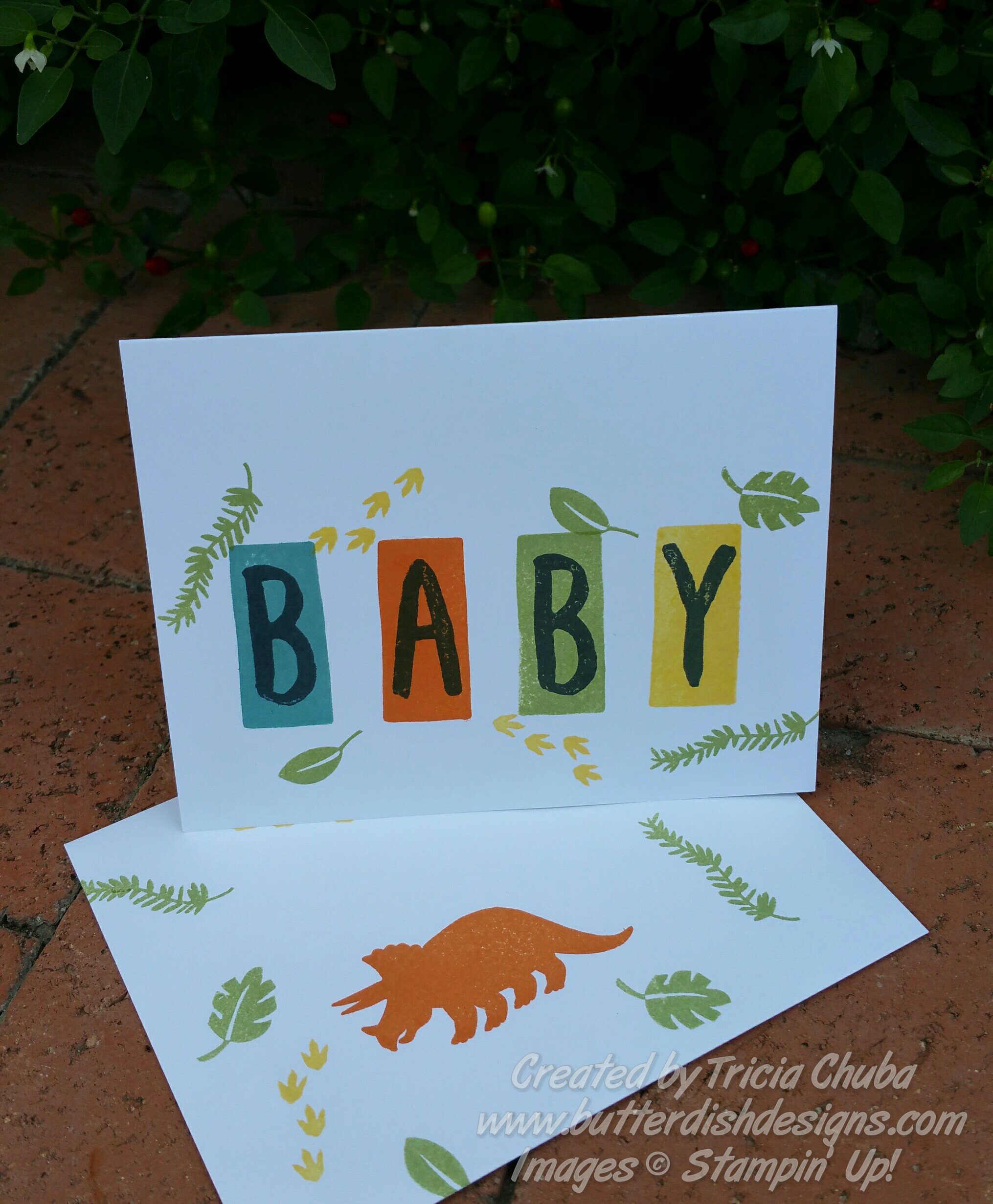 Baby Oliver Card