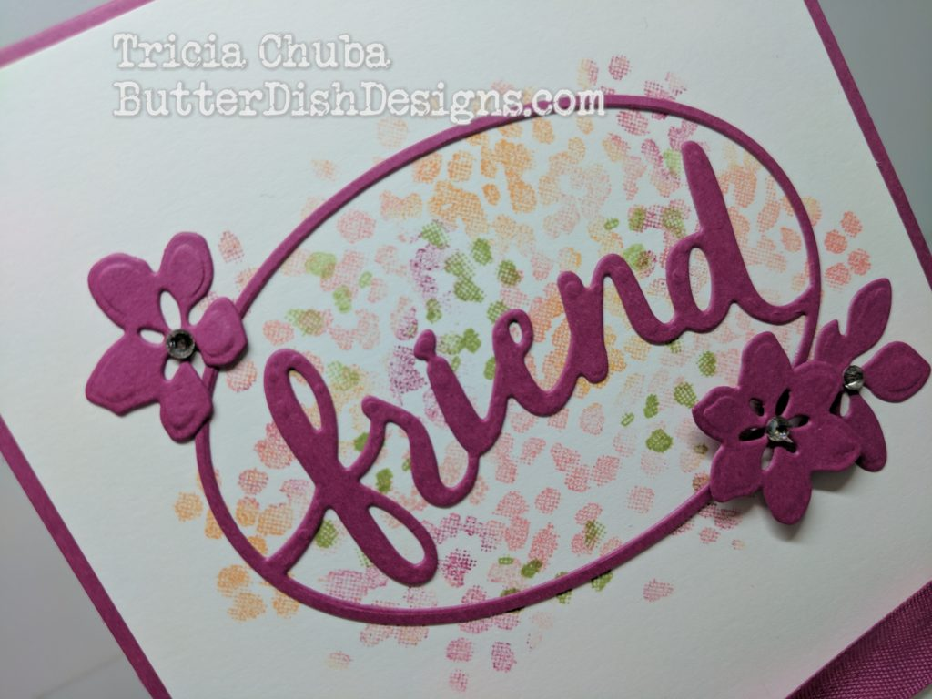 ButterDish Designs Friend Card 3