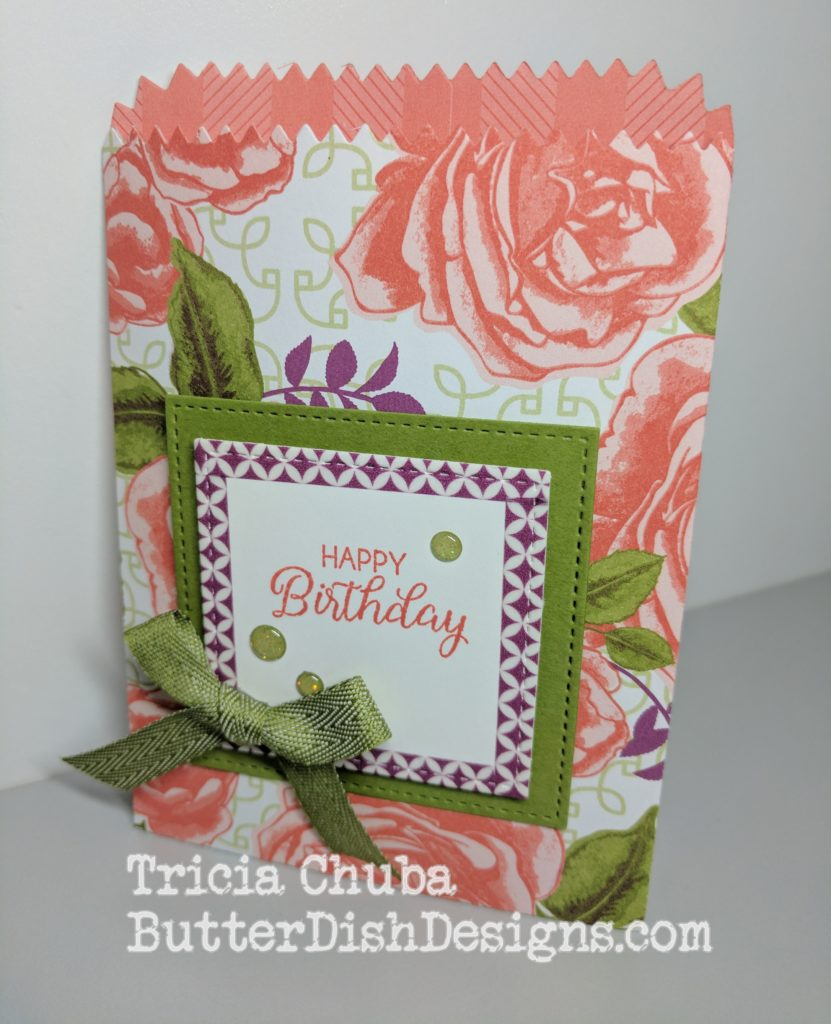 ButterDishDesigns - Birthday Treat Bag