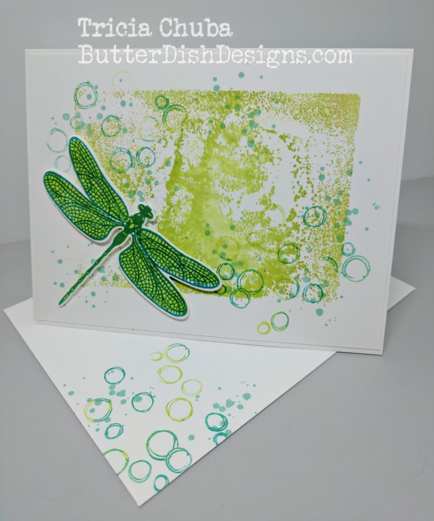 ButterDishDesigns - Dragonfly G & B