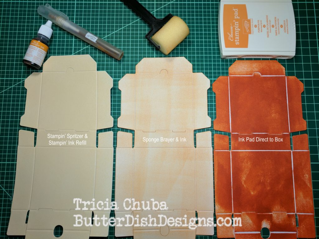 ButterDishDesigns - Pizza Box Coloring Tips
