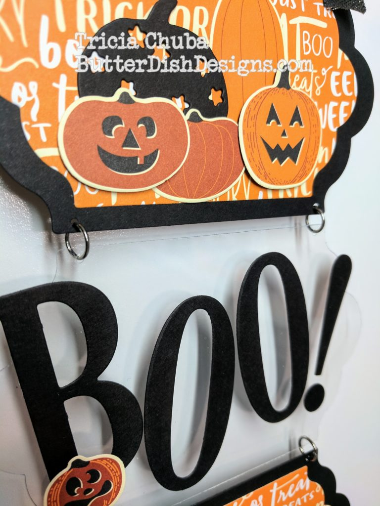 ButterDishDesigns - Boo! Wall Decor 3