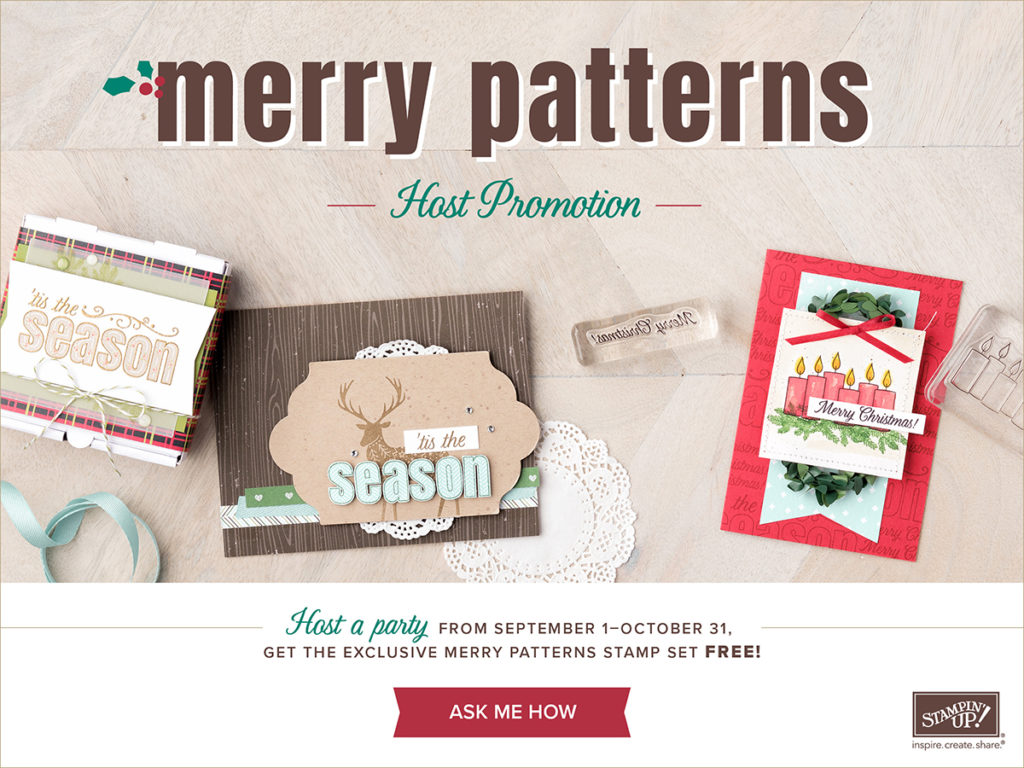 Merry Patterns Samples
